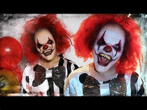 zombie clown tutorial evil clown makeup tutorial