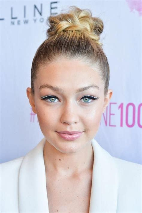 gigi hadid hairstyles the signature gigi hadid hairstyle more of her best