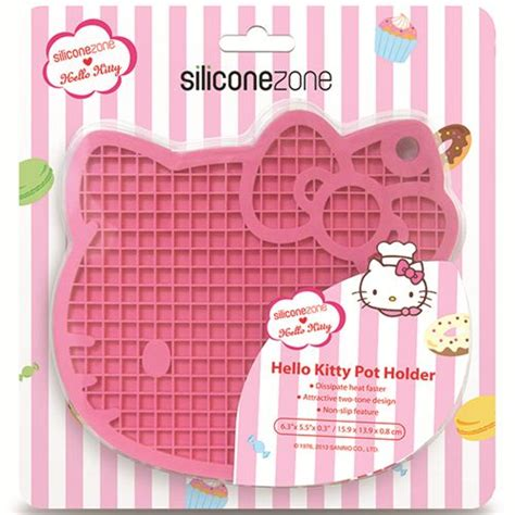 Hello Pot Holder hello silicone mat pot holder coaster from japan