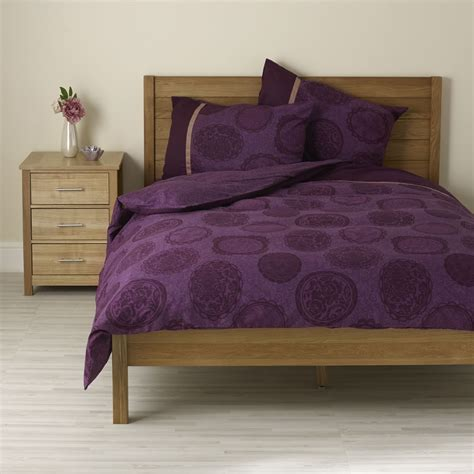 elegant purple duvet cover installation   beautiful