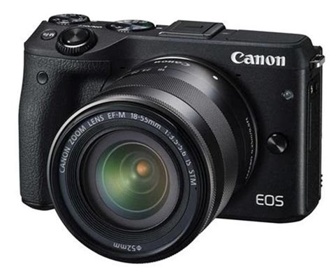 canon eos m compact system canon eos m3 compact system ef m 15 45mm lens
