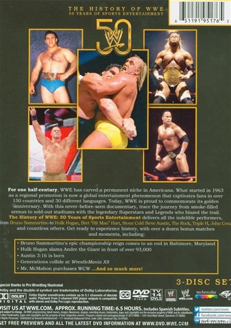 the history of the wwe 50 years of sports entertainment pre wwe history of the wwe 50 years of sports entertainment