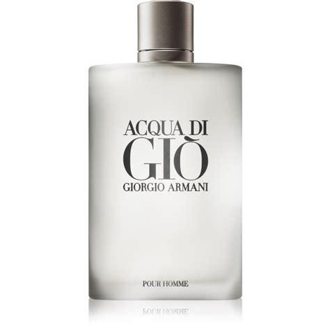 Armani Acqua Di Gio For armani acqua di gio pour homme eau de toilette for