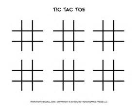 Board Geometry Outline by Free Printable Tic Tac Toe Templates Blank Pdf Boards
