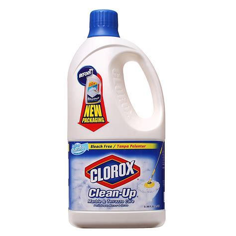 Clorox Clean Up Cleaner   Marble and Terrazzo Care 0