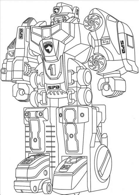 coloring page robot free printable robot coloring pages for kids