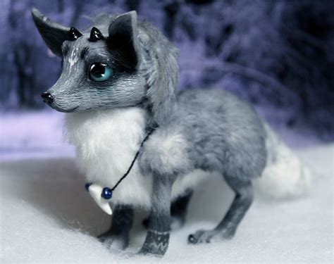 doll wolf spirit of the wolf doll sold by redfoxalice on deviantart