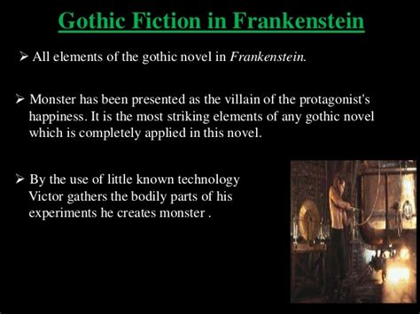 three major themes of frankenstein frankenstein is gothic scientific fiction