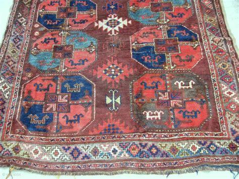 uzbek rug antique uzbek karakalpak rug central asia circa 1920 colors in condition