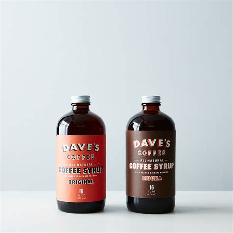 Histrine Syrup coffee syrup 2 bottles on food52