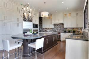 Round Kitchen Island Designs Kitchen Island Design