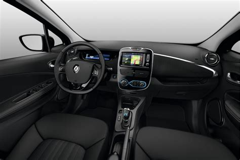renault zoe interior renault zoe electric vehicle now on sale to retail