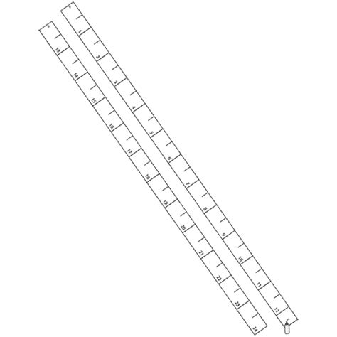 printable ruler legal printable measuring tape bing images