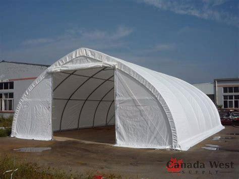 new 30x40x15 peak fabric storage building s304015p new