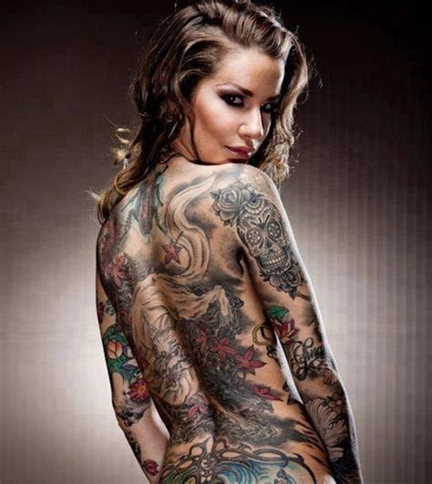 full body tattoo girl 101 cool design for and