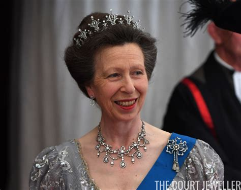 Princess Anne | the top ten princess anne s jewels the court jeweller