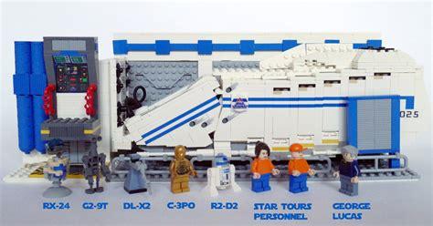 Tokyo Pad 3000 4 lego ideas wars tours starspeeder 3000
