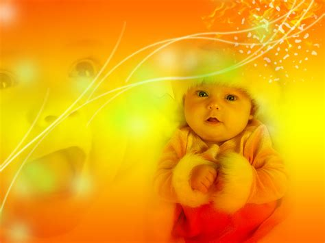 wallpaper of cute cute baby picture