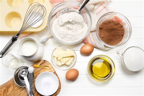 Kitchen Ingredients by Baking Basics Ingredients Recipe How To Make Baking