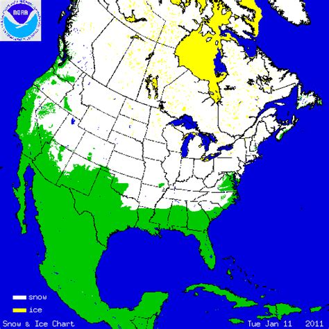 usa snowfall map updated nearly 71 of the usa is covered in snow 49 of