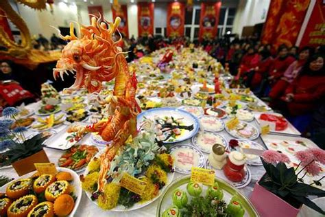 25 Party Table Decoration Ideas for Chinese New Year