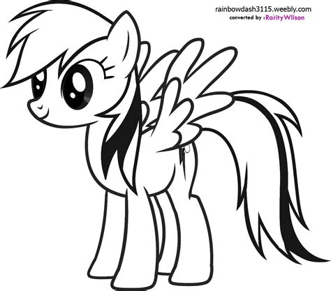my little pony scootaloo coloring page my little pony filly alicorn base thekindproject