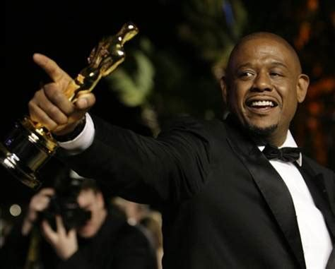 forest whitaker oscar gore and whitaker give best oscar speeches today