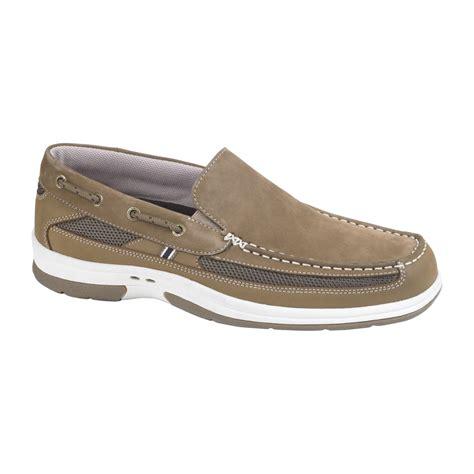 boat shoes kmart thom mcan men s kolby slip on boat shoe tan