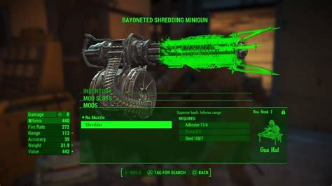 Cheapest Cities In The Us by Fallout 4 Weapon Crafting Guide Vg247