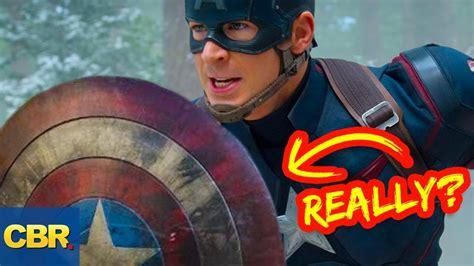 T Shirttshirttshirtkaos Captain America 10 secrets you didn t about captain america s shield