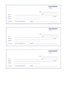 Money Receipt Template by Receipt Template Hashdoc