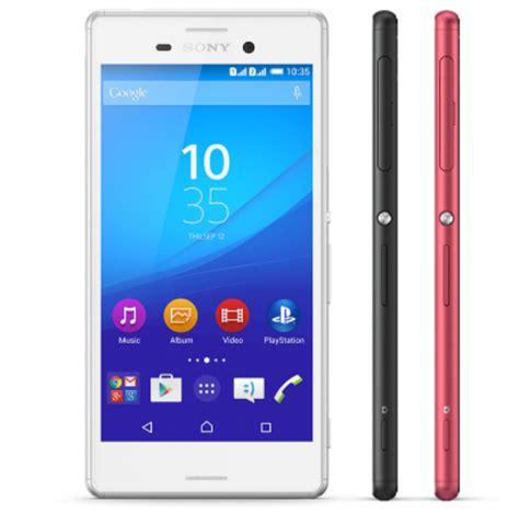 Tablet Xperia Z Indonesia ini harga resmi sony xperia z3 xperia m4 aqua xperia c4