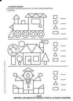 figuras geometricas actividades para preescolar m 225 s de 25 ideas fant 225 sticas sobre figuras geometricas para