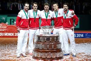 coupe davis 2014 historique c g h tennis