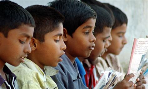 children in indian school poor state education in india threatens the futures of Poor