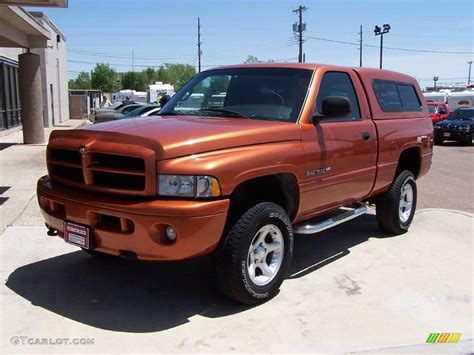 dodge ram paint colors for