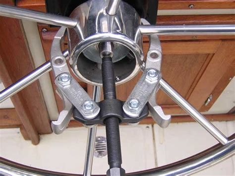 remove boat steering wheel cobalt steering wheel removal page 1 iboats boating