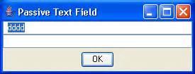 java swing text field only numbers numeric textfield textfield 171 swing jfc 171 java