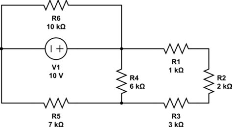 parallel circuits math problems simulate this circuit schematic created using circuitlab