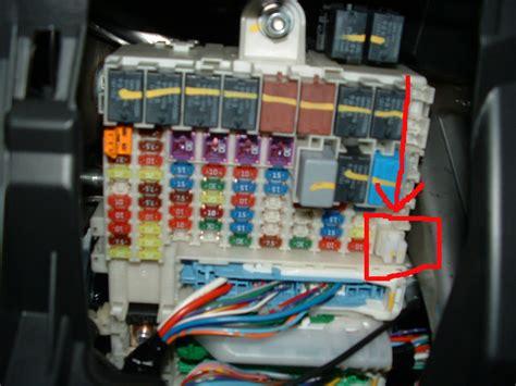 2010 honda fit fuse box wiring diagrams wiring diagram