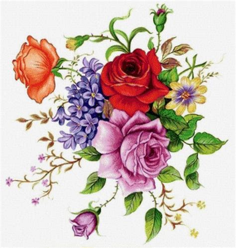 Decoupage Roses - 1044 best images about flowers 1 decoupage on