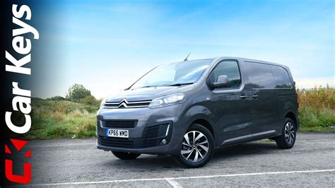 best vans on the market citroen dispatch review the best all on the