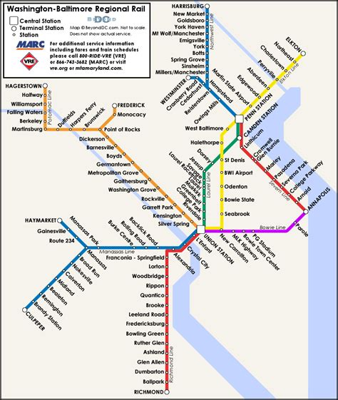 maryland amtrak map purple line and corridor cities transitway are basically a