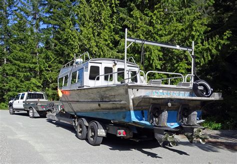 boat trailers for sale on vancouver island chuck s small boat rv hauling vancouver island bc