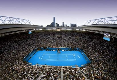 best seats rod laver arena tennis rod laver arena guided tours tennisworld 24 february