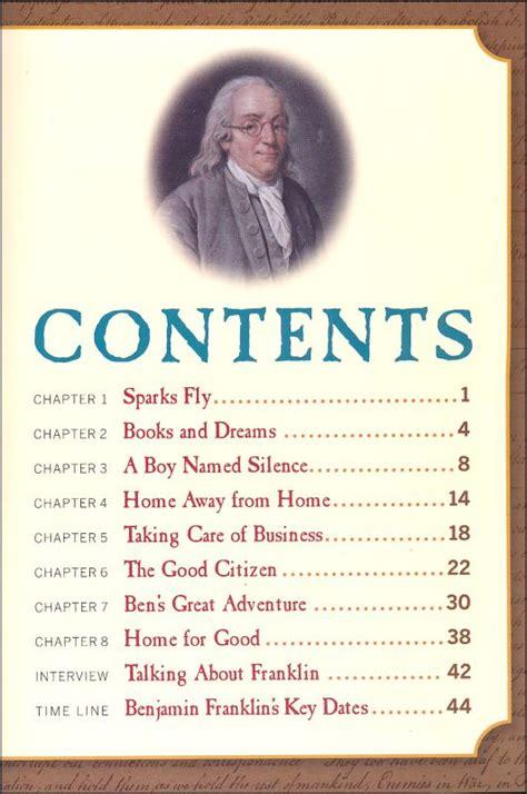benjamin franklin biography for students benjamin franklin time for kids biographies 006943