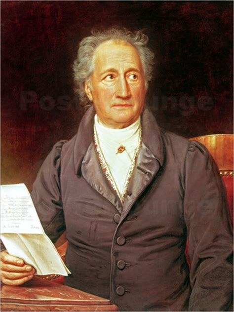 Lebenslauf Johann Wolfgang Goethe Joseph Karl Stieler Johann Wolfgang Goethe Poster Bestellen Posterlounge