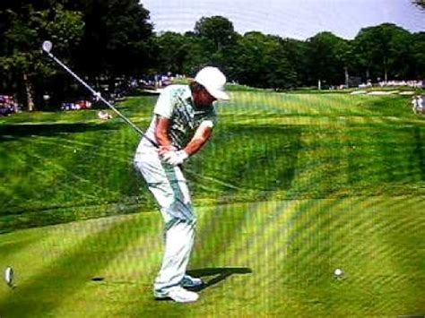 ricky fowler swing rickie fowler swing vision youtube
