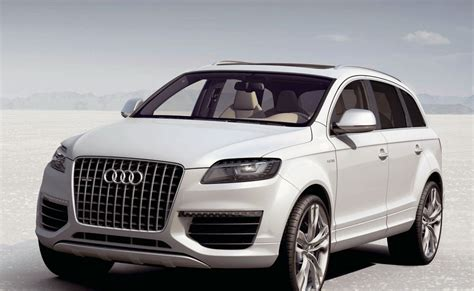 audi q7 modified audi q7 v12 tdi sports modified cars