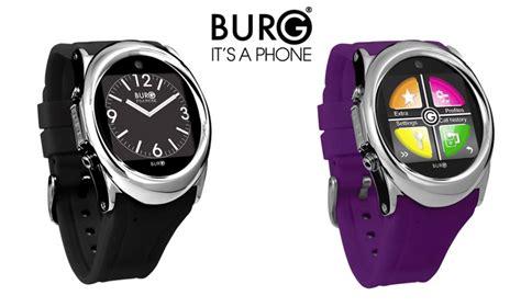 Walmart offers Burg 12 smartwatch; timepiece makes and takes calls on its own